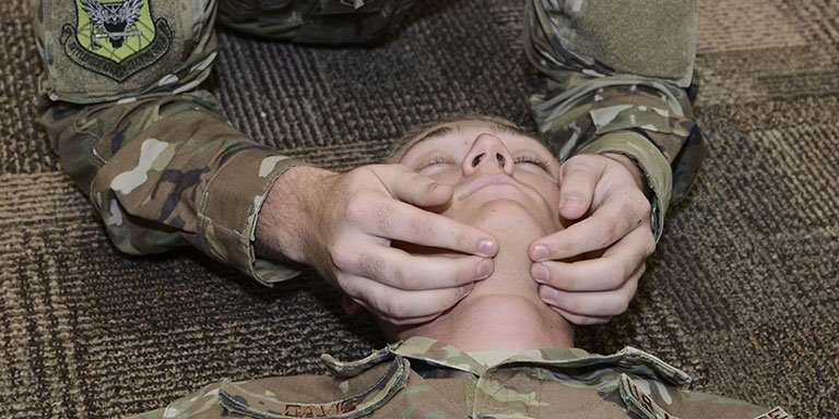 Check the Airway