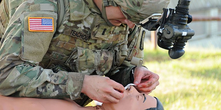 Where to Get Buddy First Aid Training