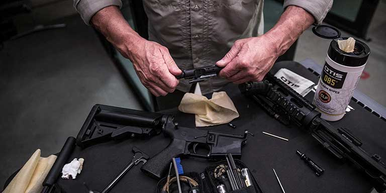 Gun Cleaning and Maintenance Basics