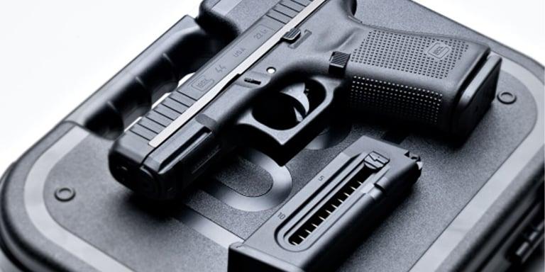 Handgun Basics: Identifying parts and functions