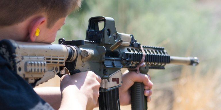 The Semi-Automatic Rifle