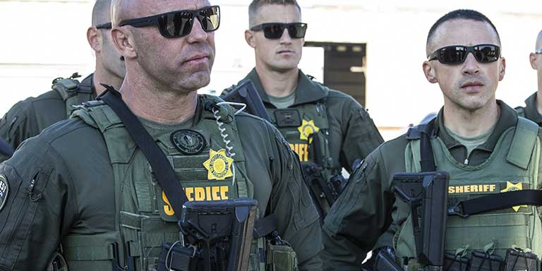 Combat Shirts in Law Enforcement
