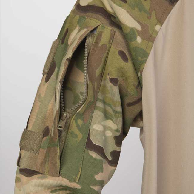 Shoulder Pockets