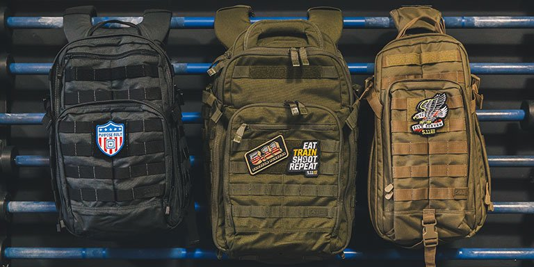 Tactical Backpack Sizes