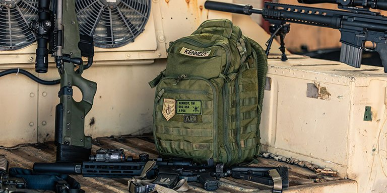 What Makes a Backpack Tactical?