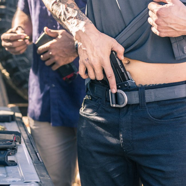 Inside The Waistband Holsters (IWB)