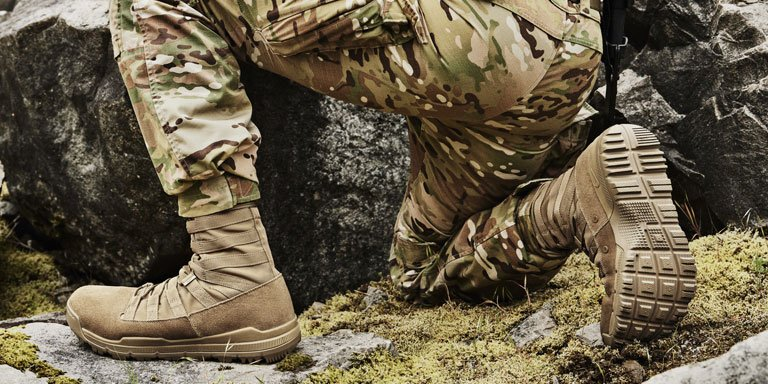 How to Choose Military Boots