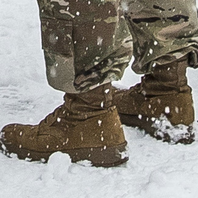 Insulated Military Boots