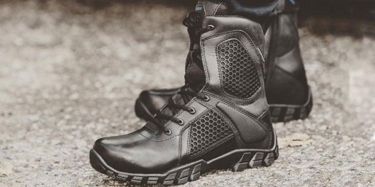 Police Footwear Fit