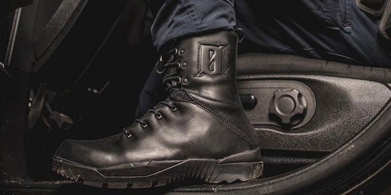 Police Footwear Regulations
