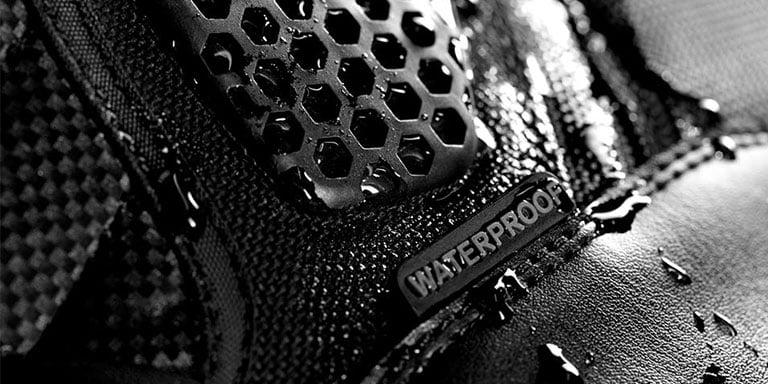 Waterproof Police Footwear