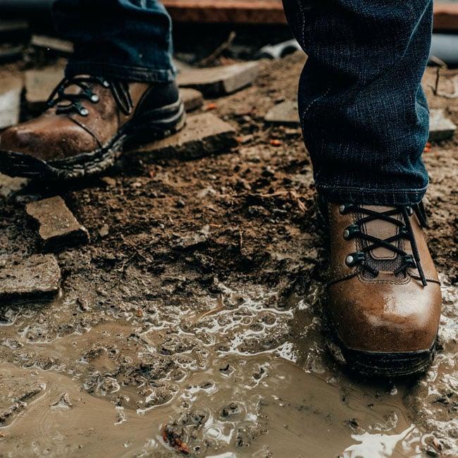 GORE-TEX Work Boots