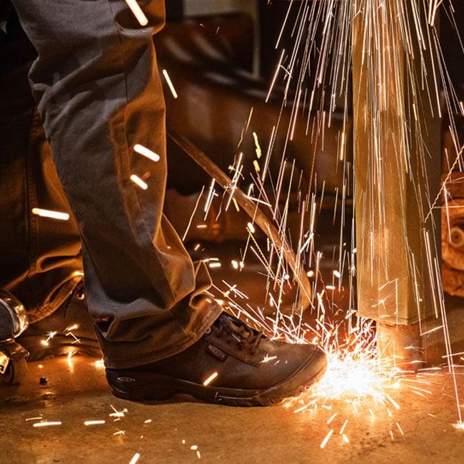 Heat Resistant Work Boots