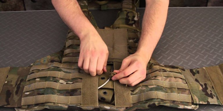 Plate Carriers Sizing and Fitting