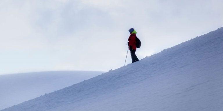 Finding Water in Polar Zones
