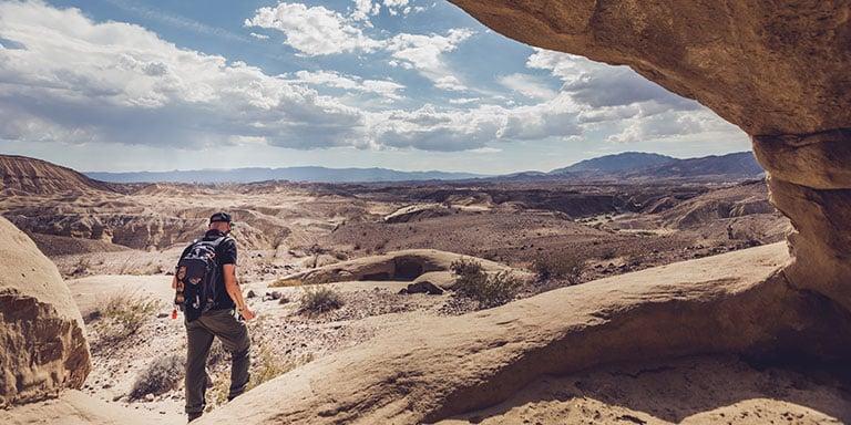 Finding Water in the Desert