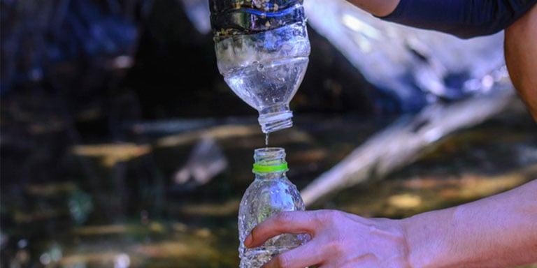 Making a Basic Water Filter