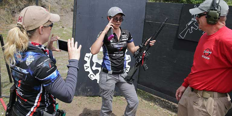 Competitive Shooting Etiquette