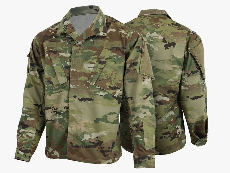 OCP Uniform Coats