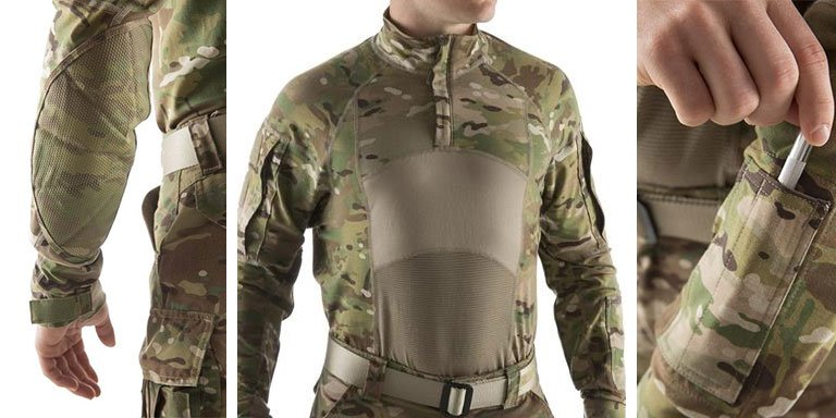 OCP Uniform Combat Shirts