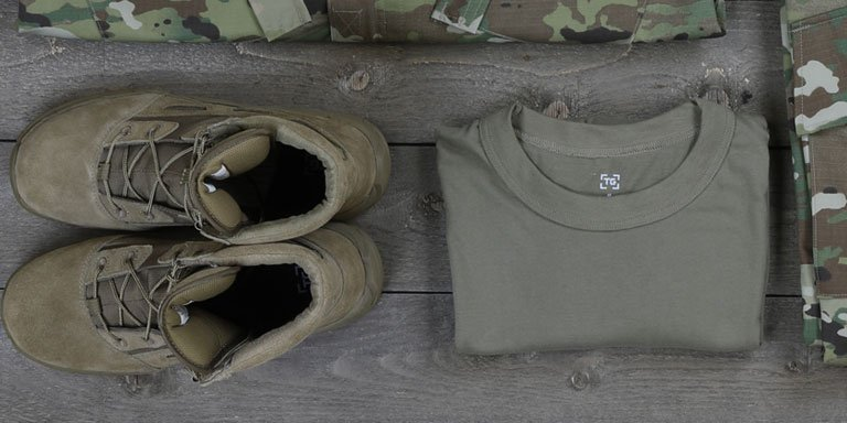 OCP Uniform T-shirts