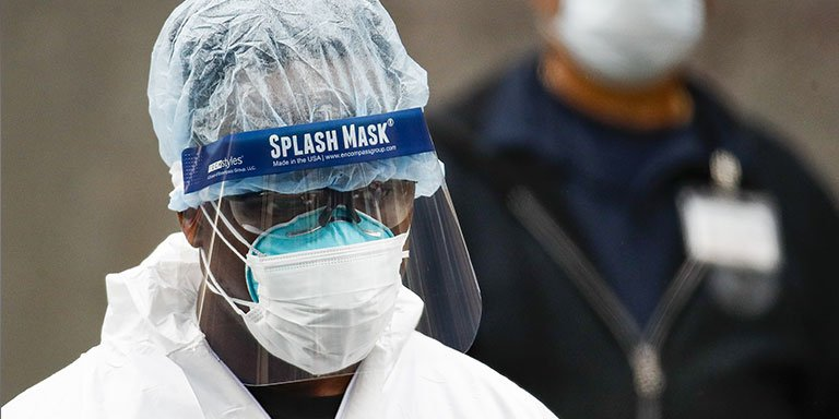 Aprons, Face Shields, and Full Body Suits