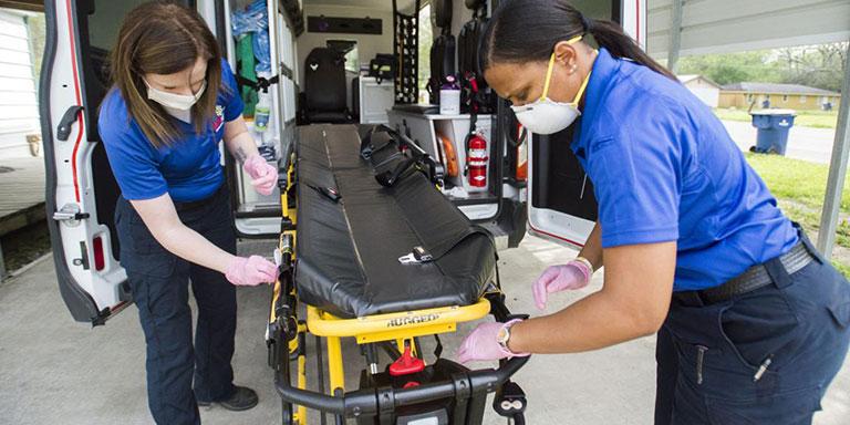 Decontaminating Personnel and Equipment