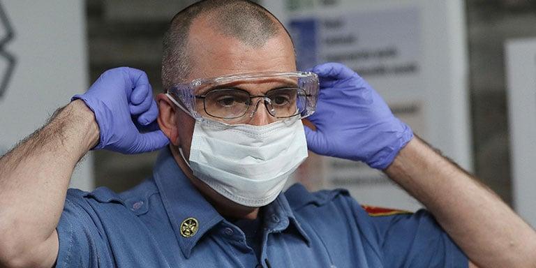 Proper Usage of PPE