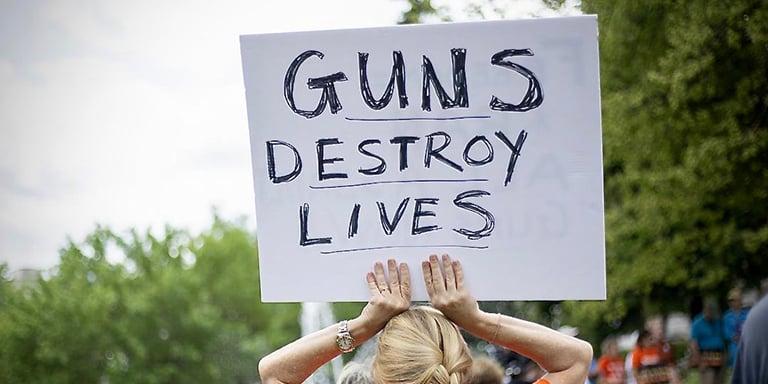Second Amendment Sanctuary Countermeasures