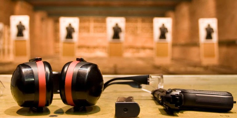 6 People You Meet at a Shooting Range