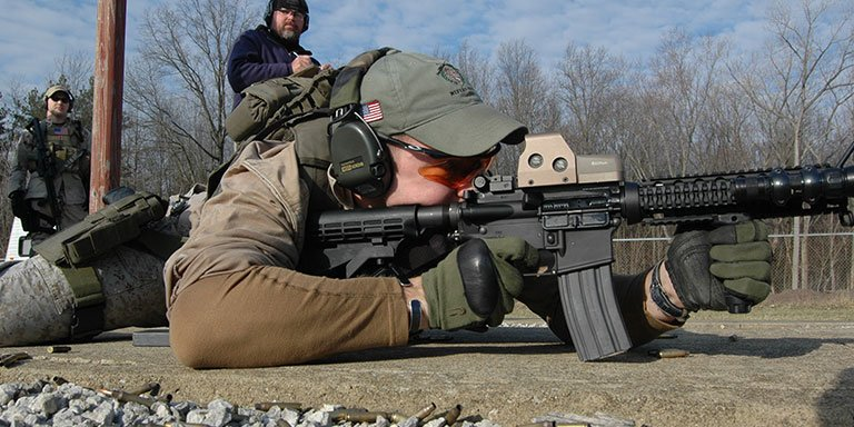 The Prone Position