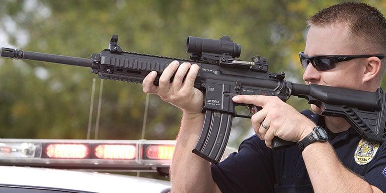 The Semi-Automatic .223 Rifle