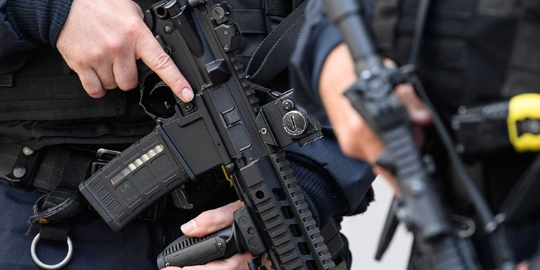 The Tactical Rifle in Law Enforcement