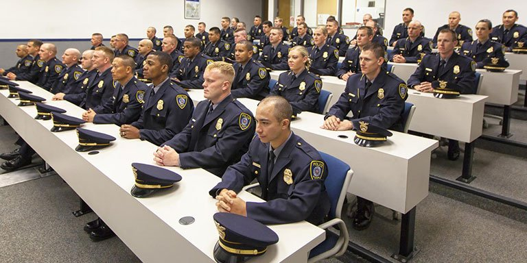 What to Expect at an Officer's First Roll Call