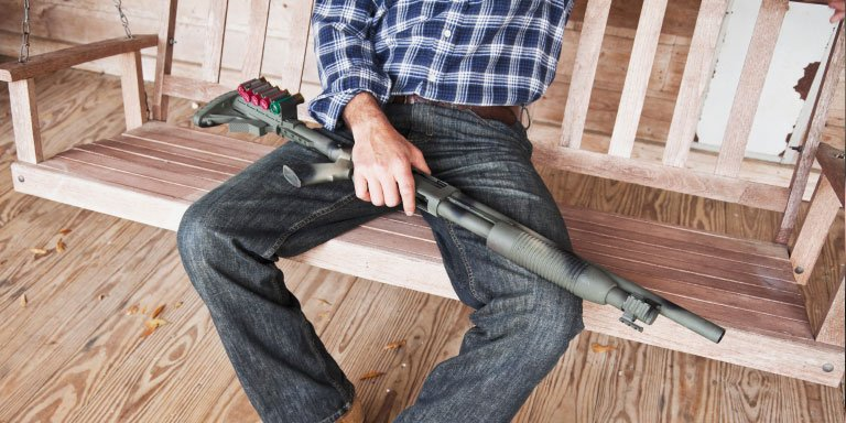 Why You Should Use a Shotgun for Home Defense