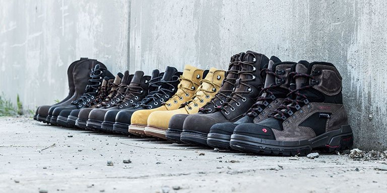 How to Choose Work Boots
