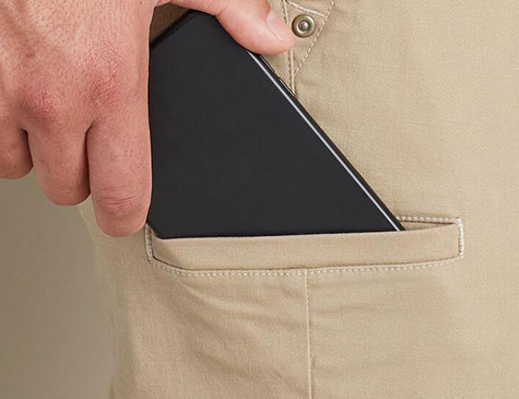 Cell Phone Pockets