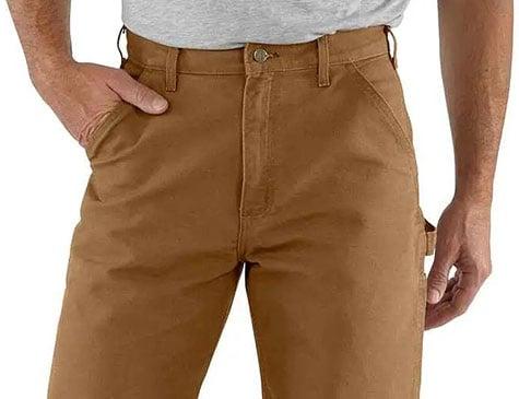Front Slash Pockets